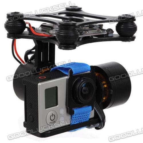 Dji Phantom Brushless Gimbal Camera Mount 2 Motor