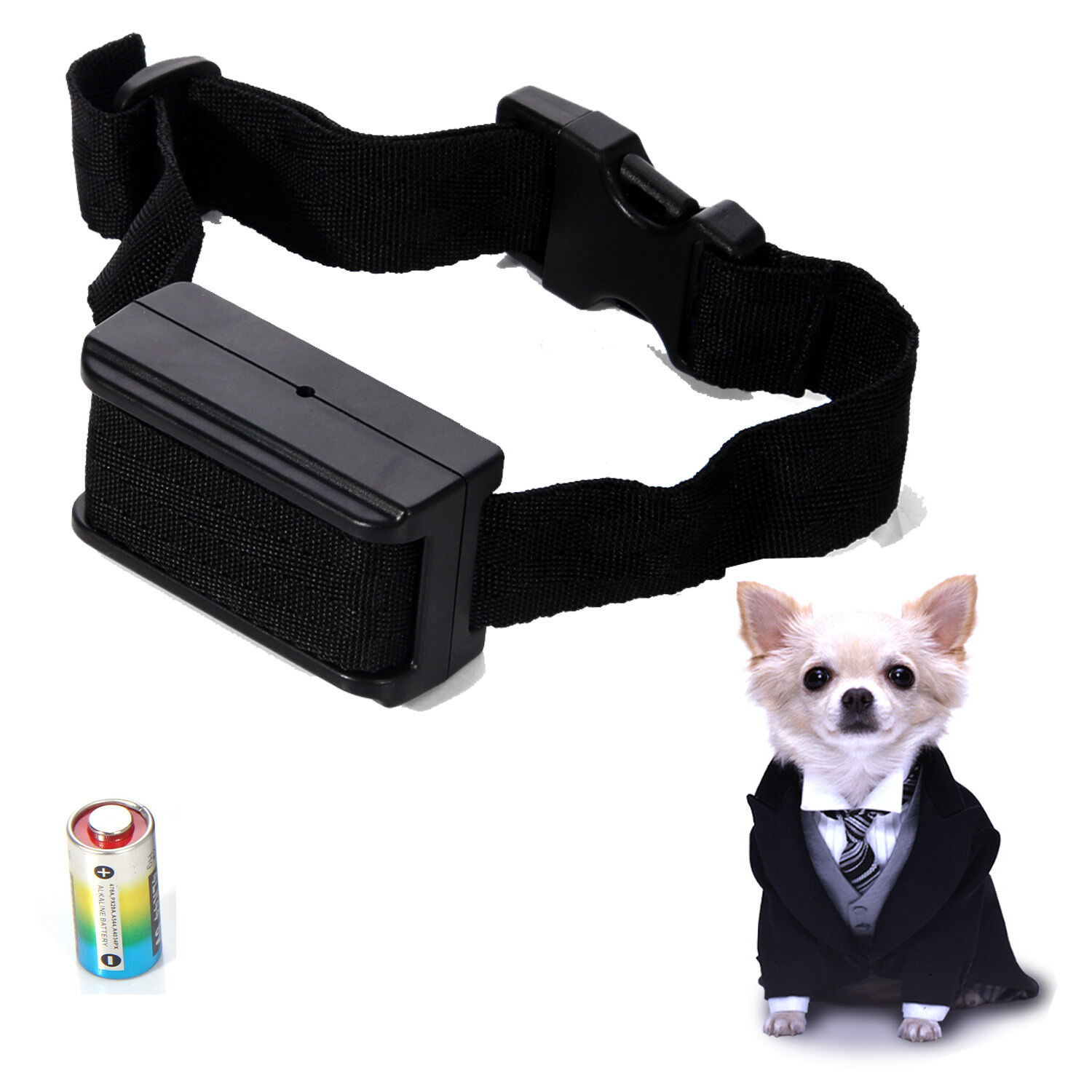 Electric Shock Collar Barking Dogs