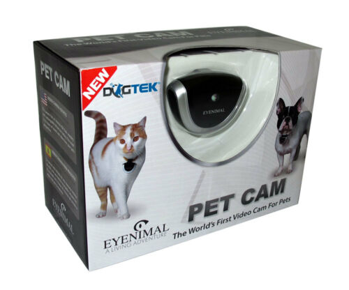 DOGTEK Eyenimal Pet Video Camera - 4 GO HD Video Pet Cam for dogs and cats in Pet Supplies, Dog Supplies, Other | eBay
