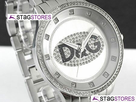 DOLCE & GABBANA DW0145 D&G PRIME TIME DESIGNER WATCH RRP £250 LIMITED STOCK