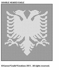 AFGHAN PATTERN CROCHET FILET | Crochet Patterns