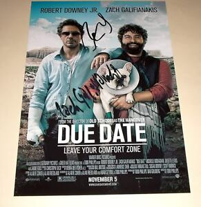Due Date (2010) - Cast & Crew, Ratings, Box Office