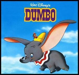 Dumbo Walt Disney D REM Soundtrack CD Kids New | eBay