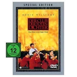 Details zu dvd der club der toten dichter special edition robin