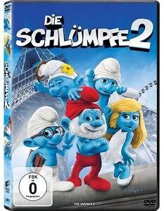 DVD-Die-Schluempfe-2-Teil-2-der-Film-NEU-OVP