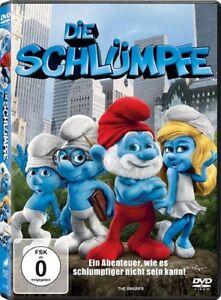 DVD-Die-Schluempfe-Der-Film-NEU-OVP