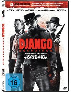 DVD-Django-Unchained-NEU-OVP-Christoph-Waltz-Jamie-Foxx-Quentin-Tarantino