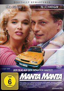 DVD-MANTA-MANTA-REMASTERED-Til-Schweiger-NEU-OVP