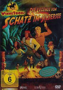 DVD-NEU-OVP-Die-Legende-vom-Schatz-im-Silbersee-WinneToons