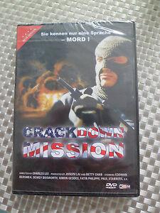 DVD OVP Crackdown Mission (2005) - Deutschland - DVD OVP Crackdown Mission (2005) - Deutschland
