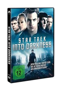 DVD-Star-Trek-Into-Darkness-Chris-Pine-NEU-OVP