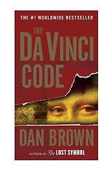 DaVinci CodeThe by Dan Brown (2003, Hard...