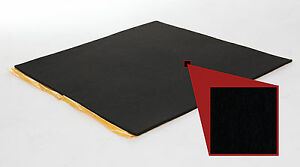 d mmfilz 6 mm selbstklebender filz meterware schwarz glastischfilz nadelfilz ebay. Black Bedroom Furniture Sets. Home Design Ideas