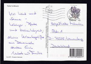 Daenemark-1425-BLUME-FLOWER-FLEUR-KROKUS-DANMARK-NATUR-NATURE-KARTE-CARD-CARTE