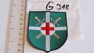 Daenemark-Armabzeichen-Rot-Kreuz-Sanitaetsbattalion-1-Stueck-g318