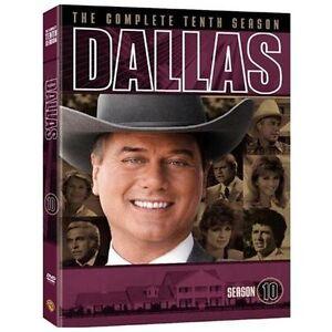 Dallas - The Complete Tenth Season (DVD,...