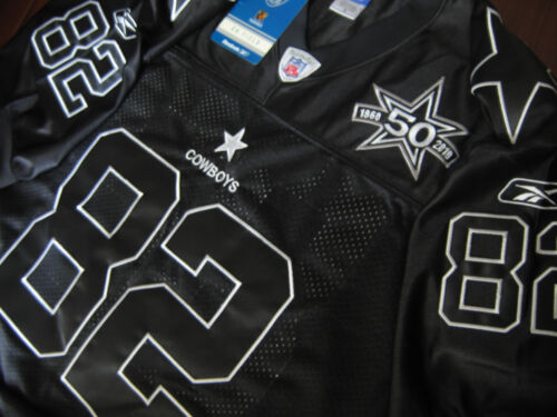 Dallas Cowboys #82 Jason Witten w/50anniversary Patch sewn Jersey 54 black NWT! in Sporting Goods, Wholesale Lots, Other Wholesale Lots | eBay