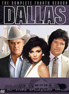 Dallas - Season 4 (DVD, 2006, 4-Disc Set...
