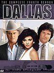 Dallas - Season 4 (DVD, 2006, 4-Disc Set...