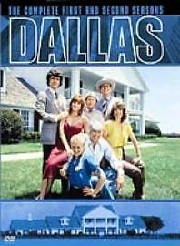 Dallas - Series 1 And 2 (DVD, 2004, 5-Di...