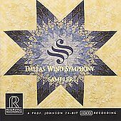 Dallas Wind Symphony Sampler (CD, Aug-20...