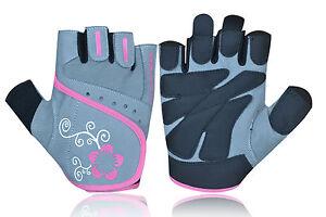 Damen-Gewichthebe-handschuhe-Training-Fitness-Workout-Radfahren-Cross