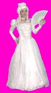 Damen Kostüm Barock PRINZESSIN Kleid rosa Königin Fee Elfe ...