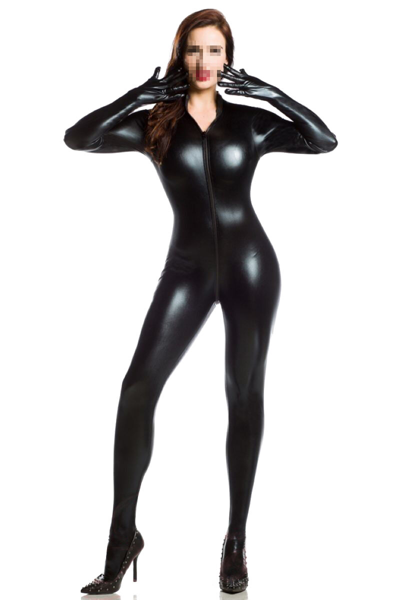 Leather Catsuit 101