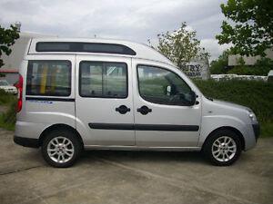 Camper van doblo fiat conversion compact motorhome small petrol used