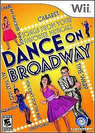 Dance on Broadway  (Wii, 2010)