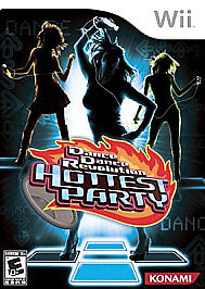 Dance Dance Revolution Hottest Party  (N...