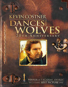 Dances with Wolves (Blu-ray Disc, 2011, ...