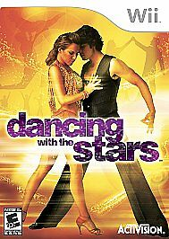 Dancing With The Stars  (Wii, 2007)
