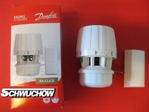 danfoss ra 2992 f hlerelement mit fernf hler 013g2992 thermostatkopf f hler ebay. Black Bedroom Furniture Sets. Home Design Ideas