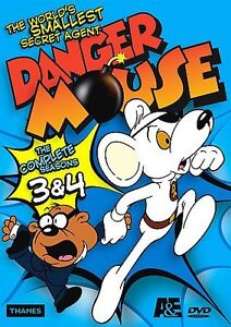 Danger Mouse - The Complete Seasons 3 & ...