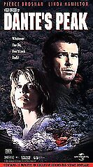 Dante's Peak (VHS, 1997, Additional Foot...