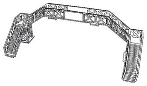 Dapol-C04-Footbridge-NEW-00-Gauge