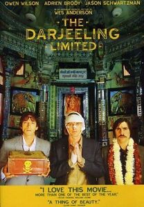 The Darjeeling Limited (DVD, 2008, Dual ...