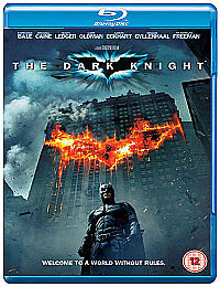 The Dark Knight (Blu-ray, 2008, 2-Disc S...