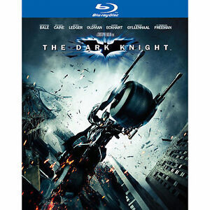 The Dark Knight (Blu-ray Disc, 2008, 2-D...