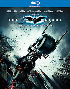 The Dark Knight (Blu-ray Disc, 2008, 3-D...