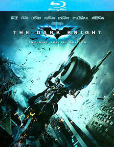 The Dark Knight (Blu-ray Disc, 2012, 2-D...