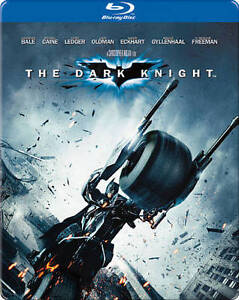 The Dark Knight (Blu-ray Disc, 2012, Ste...