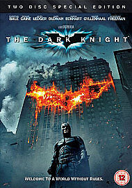 The Dark Knight (DVD, 2008, 2-Disc Set)