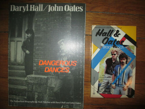 Daryl Hall and John Oates: Dangerous Dances bio 1st ed. RARE OOP + 2nd book in Books, Antiquarian & Collectible | eBay