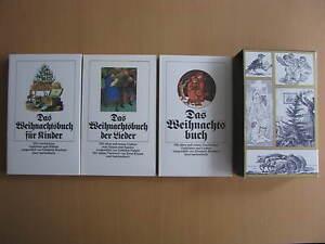Das-Weihnachtsbuch-3-Baende-im-Pappschuber-Elisabeth-Borchers