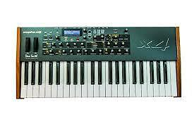 Dave Smith Instruments Mopho x4 Polyphonic Analog Keyboard/44 key/in box. in Musical Instruments & Gear, Electronic Instruments, Synthesizers | eBay