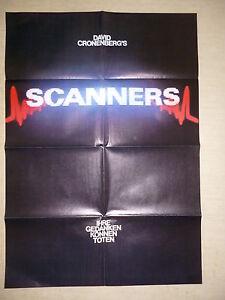 David Cronenbergs SCANNERS (Original Filmplakat ) Motiv 2 - <span itemprop=availableAtOrFrom>Biebesheim, Deutschland</span> - Widerrufsbelehrung / Widerrufsrecht Sie haben das Recht, binnen vierzehn (14) Tagen ohne Angaben von Gründen diesen Vertrag zu widerrufen. Die Widerrufsfrist beträgt vierzehn Tage ab de - Biebesheim, Deutschland
