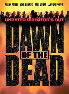 Dawn of the Dead (DVD, 2004, Unrated Dir...