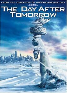 The Day After Tomorrow (DVD, 2004)